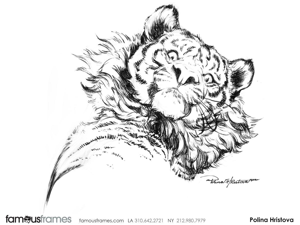 Polina Hristova's Wildlife / Animals storyboard art (Image #6557_6_1544474194)