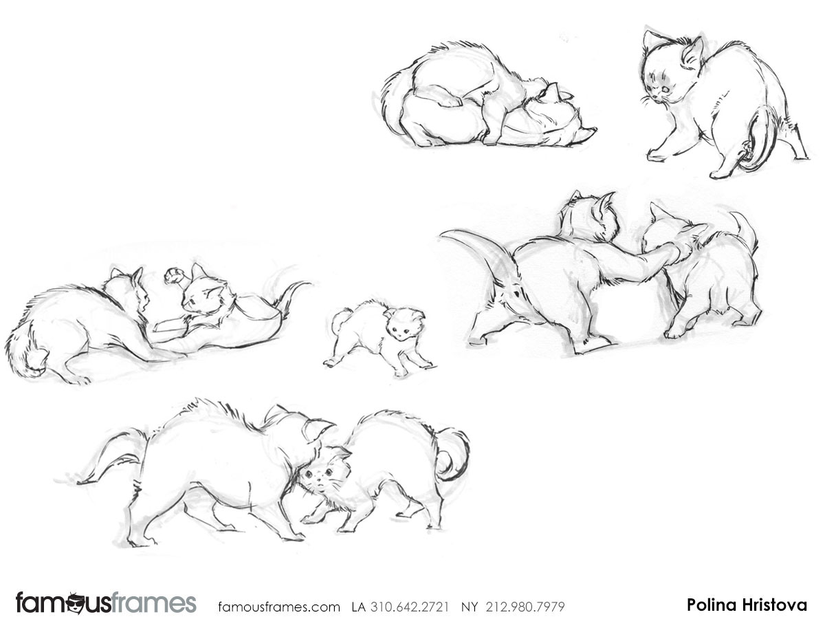 Polina Hristova's Wildlife / Animals storyboard art (Image #6557_6_1544478086)