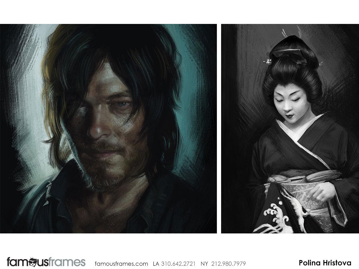 Polina Hristova's Characters / Creatures storyboard art (Image #6557_8_1458755753)