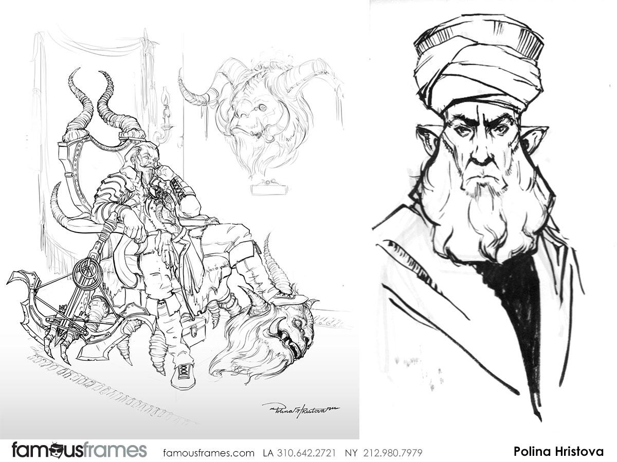 Polina Hristova's Characters / Creatures storyboard art (Image #6557_8_1458755763)