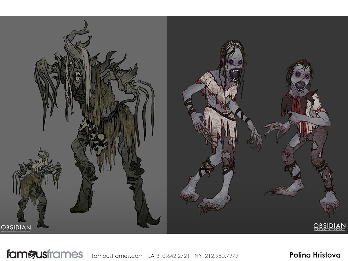 Polina Hristova's Characters / Creatures storyboard art (Image #6557_8_1458757489)