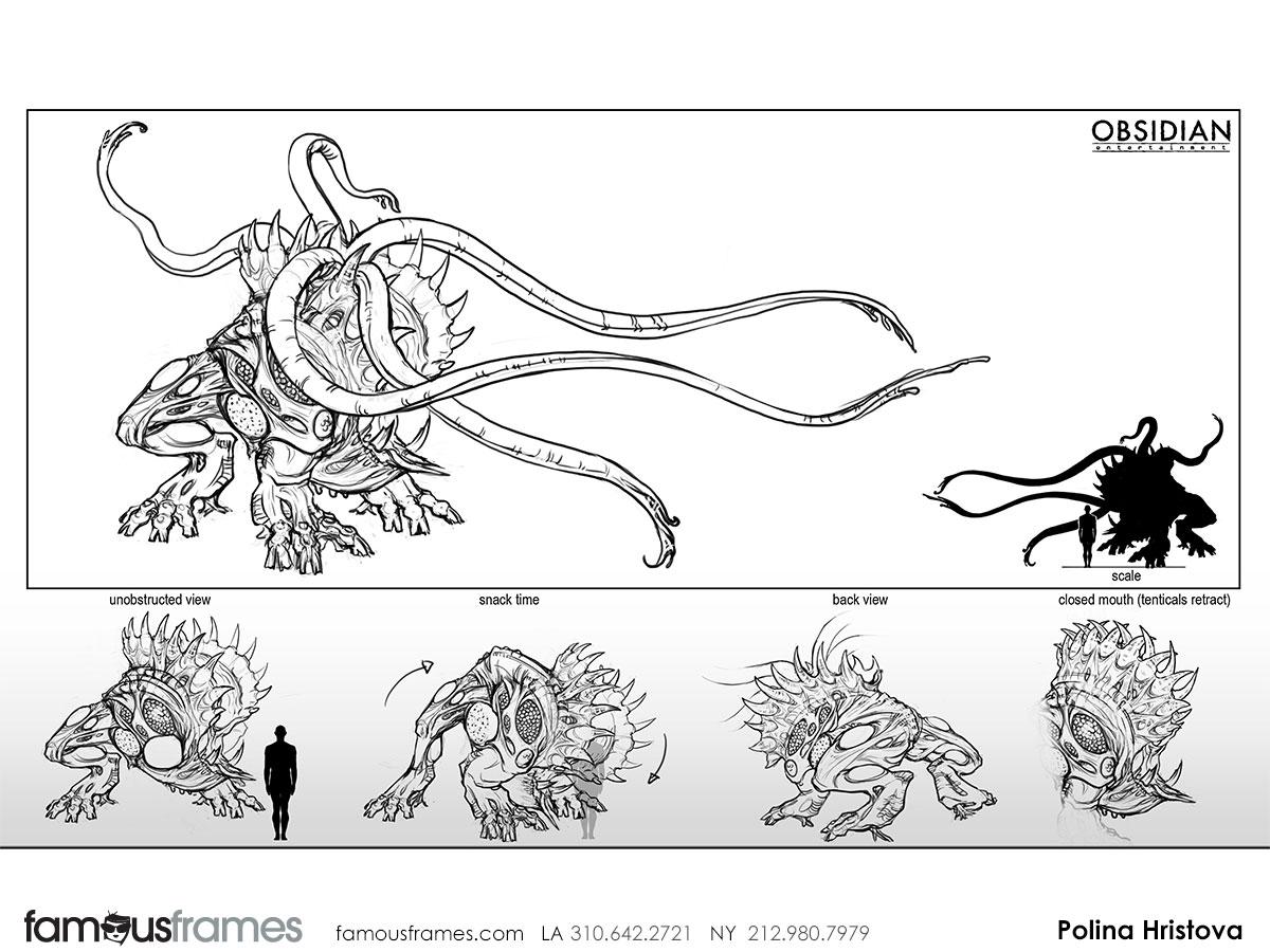 Polina Hristova's Characters / Creatures storyboard art (Image #6557_8_1458757503)
