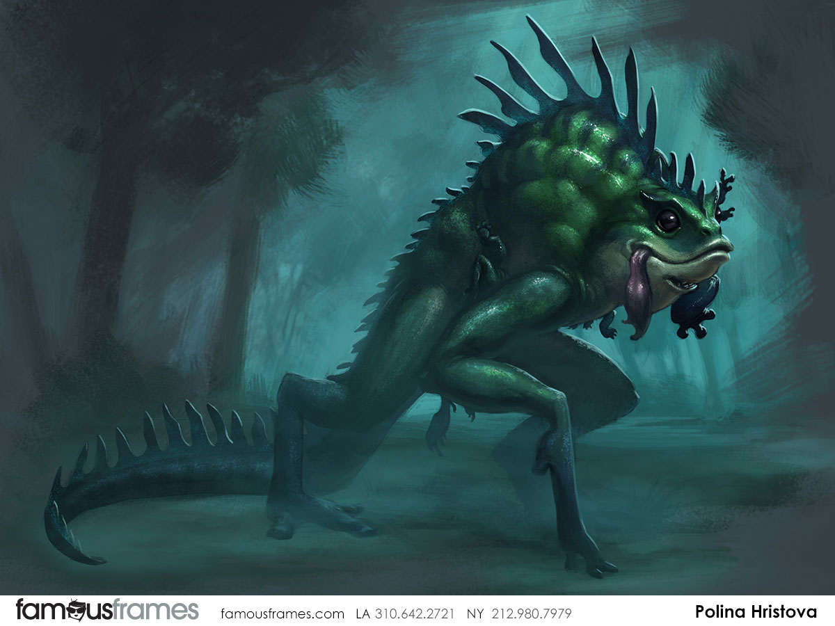 Polina Hristova's Characters / Creatures storyboard art (Image #6557_8_1458865679)
