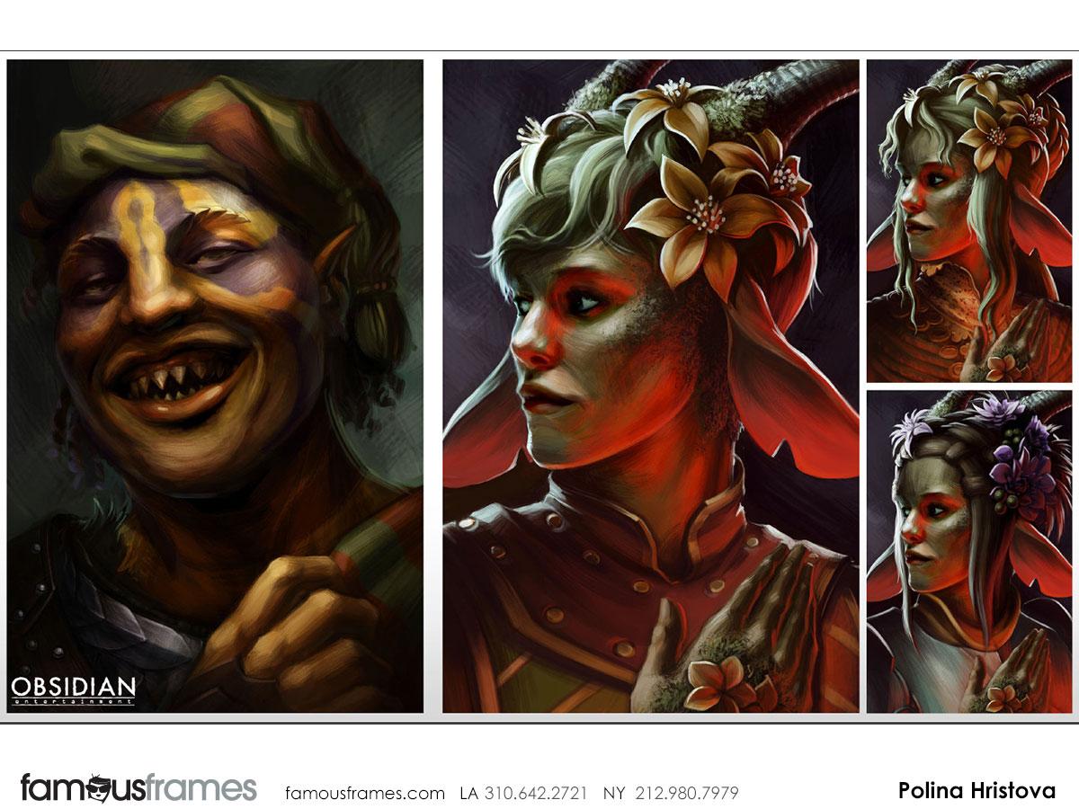 Polina Hristova's Characters / Creatures storyboard art (Image #6557_8_1458865709)