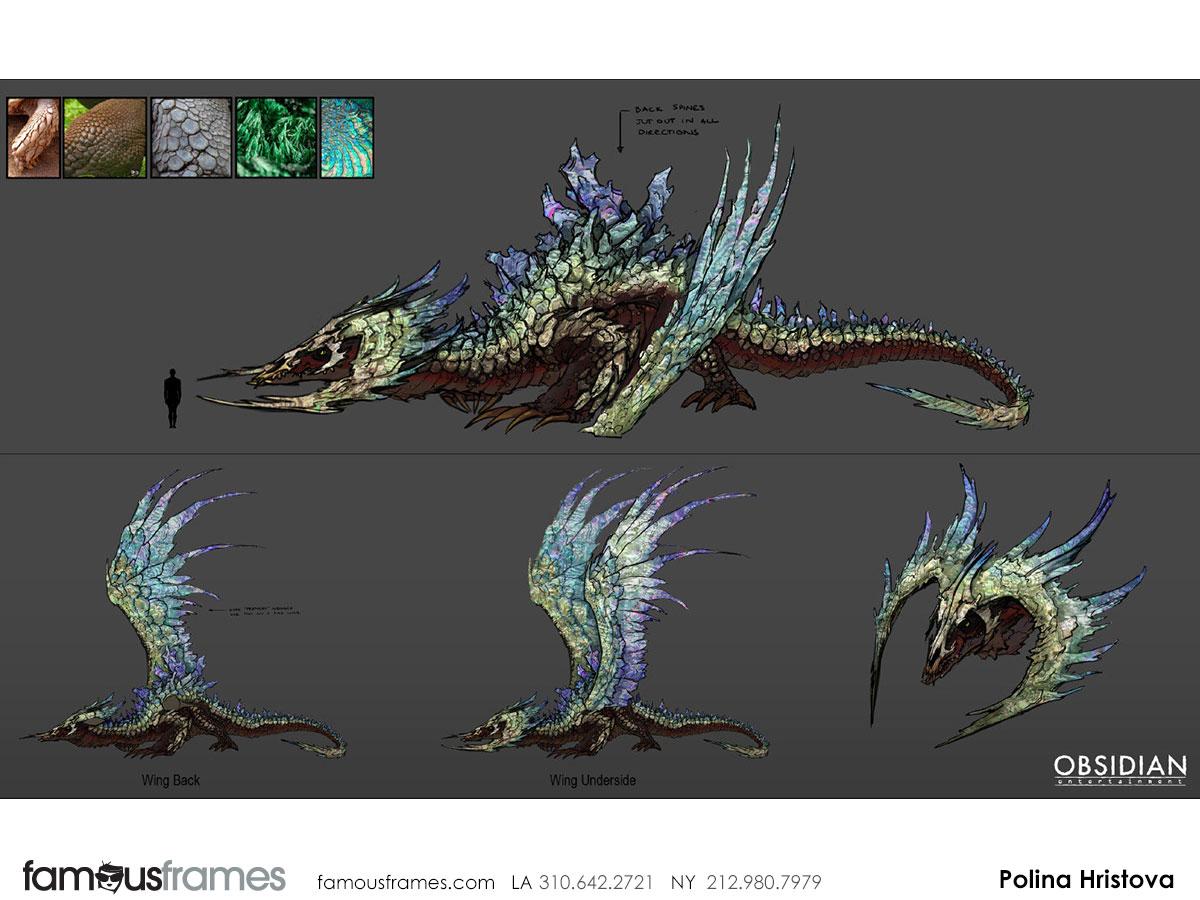 Polina Hristova's Characters / Creatures storyboard art (Image #6557_8_1458865849)