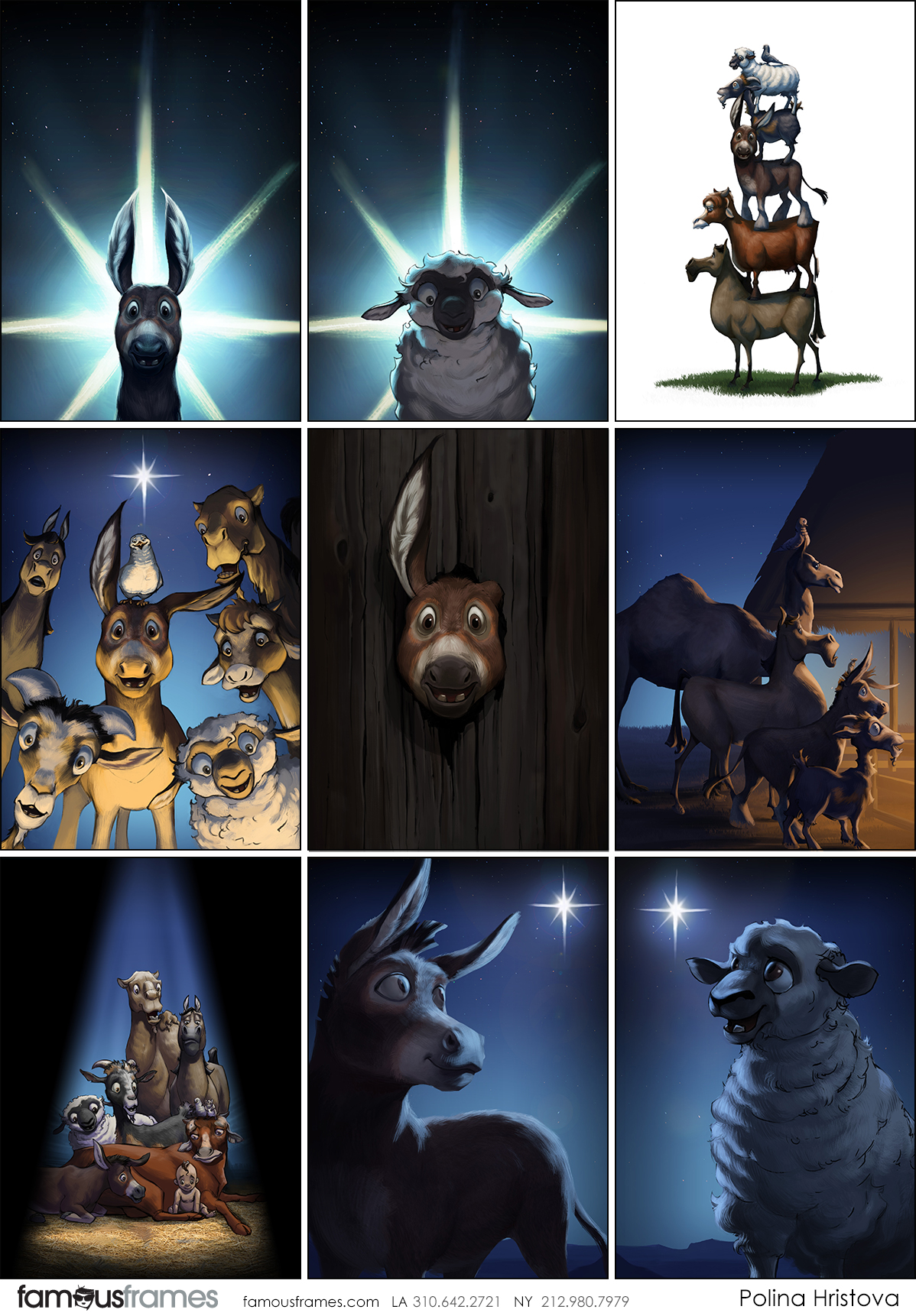 Polina Hristova's Characters / Creatures storyboard art (Image #6557_8_1572656325)