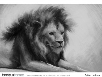 Polina Hristova's Wildlife / Animals storyboard art