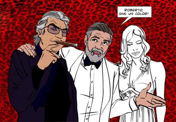 Matteo Stanzani's People - Color  storyboard art