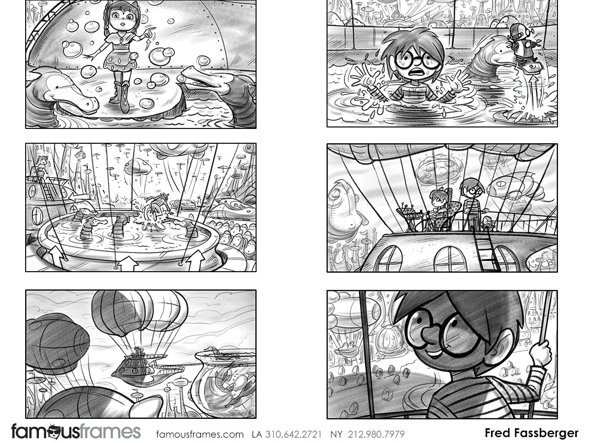 Fred Fassberger's Shooting Animation  storyboard art (Image #6721_110_1470444025)