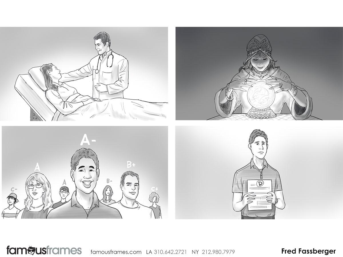Fred Fassberger's People - B&W Tone storyboard art (Image #6721_113_1470766668)