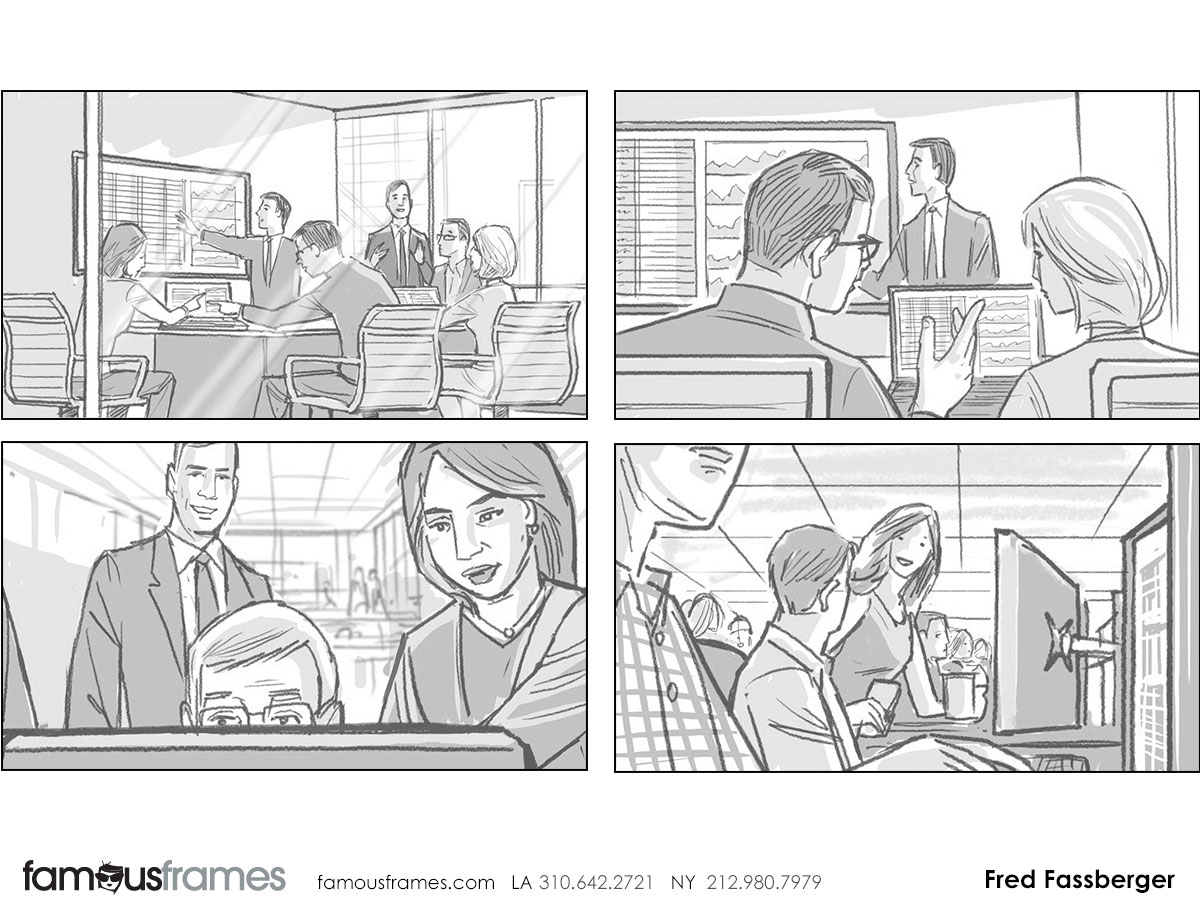 Fred Fassberger's People - B&W Tone storyboard art (Image #6721_113_1470785739)