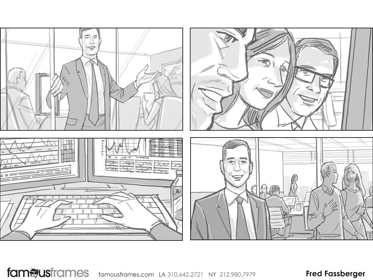 Fred Fassberger's People - B&W Tone storyboard art (Image #6721_113_1470786797)