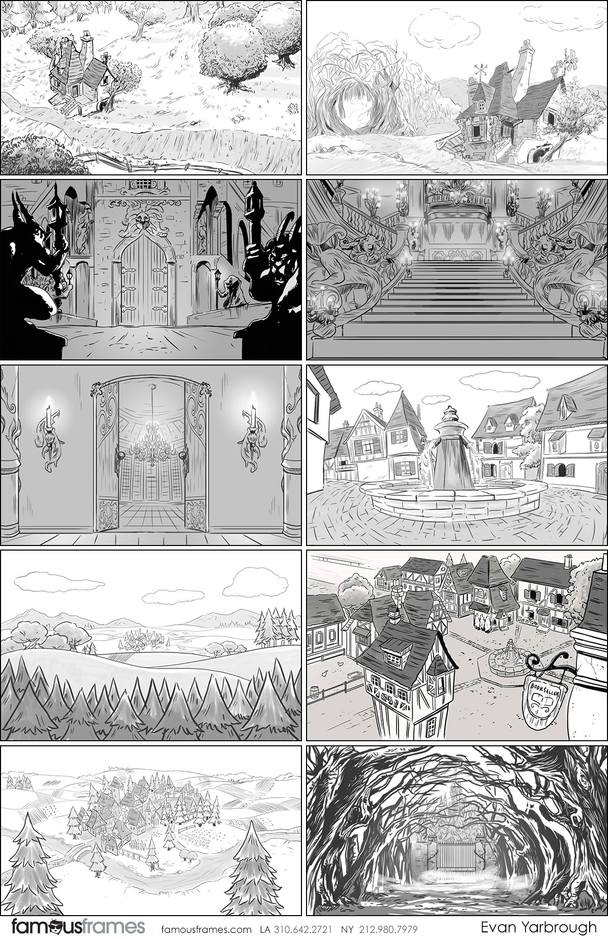 Evan Yarbrough*'s Concept Environments storyboard art (Image #6725_101_1556307424)