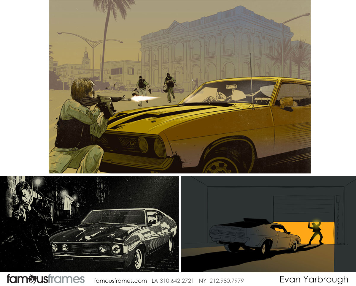 Evan Yarbrough*'s Vehicles storyboard art (Image #6725_24_1538162097)