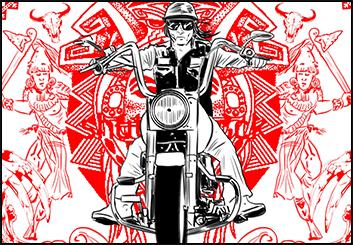 Evan Yarbrough*'s Film/TV storyboard art
