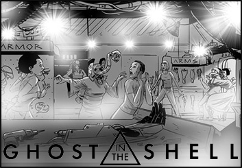 Evan Yarbrough*'s Film/TV storyboard art