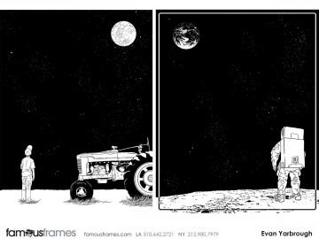 Evan Yarbrough's Concept Environments storyboard art