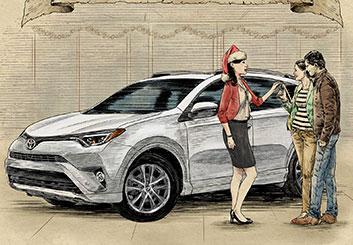 Evan Yarbrough's Vehicles storyboard art