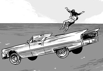 Evan Yarbrough*'s Action storyboard art