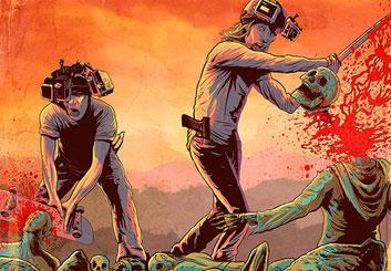 Evan Yarbrough*'s Comic Book storyboard art