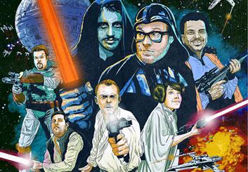 Evan Yarbrough's Key Art / Posters storyboard art