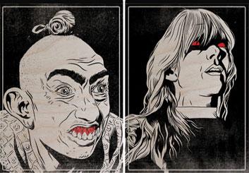 Evan Yarbrough's Likenesses storyboard art