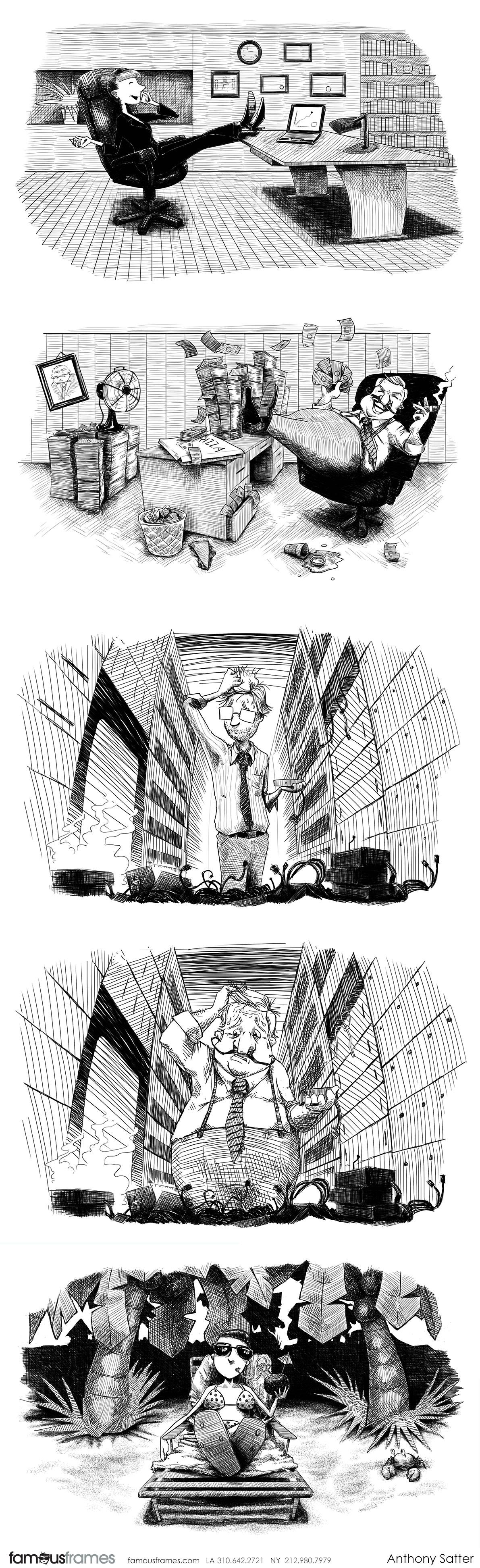 Anthony Satter's People - B&W Tone storyboard art (Image #6814_113_1477078056)
