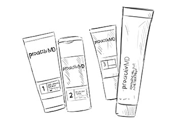 Anthony Satter's Products storyboard art