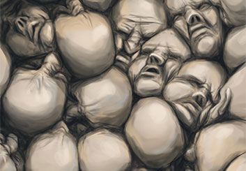 Anthony Satter's Illustration storyboard art