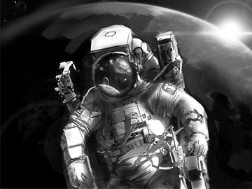 Kieran Bergin's Sci-Fi storyboard art