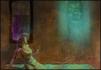 Jeff Kronen's Sci-Fi storyboard art