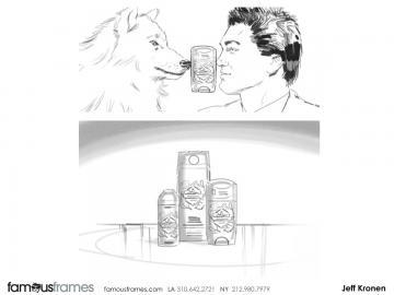Jeff Kronen's Wildlife / Animals storyboard art