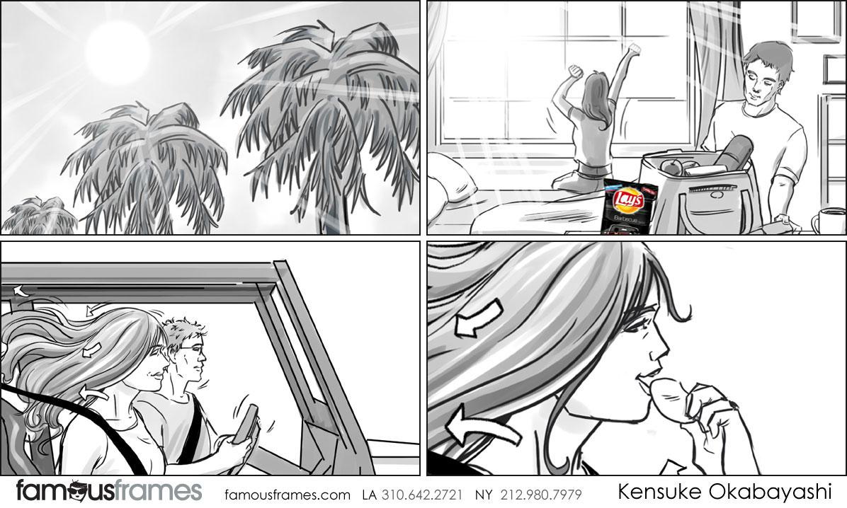 Kensuke Okabayashi's People - B&W Tone storyboard art (Image #6905_113_1481223063)