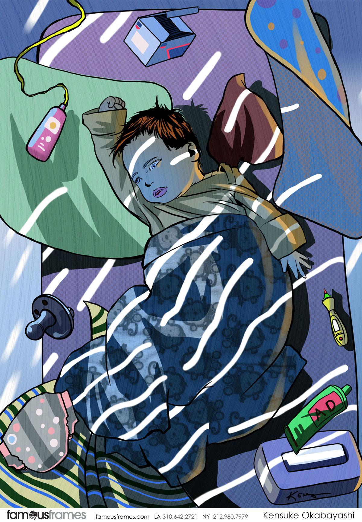 Kensuke Okabayashi's Illustration storyboard art (Image #6905_49_1481223493)