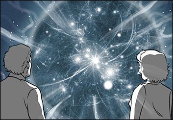 Kensuke Okabayashi's Conceptual Elements storyboard art