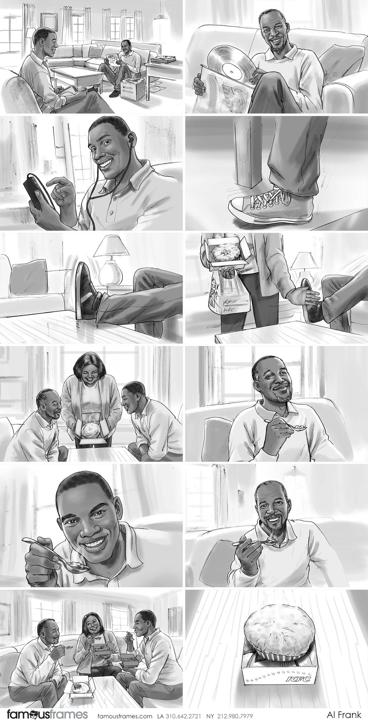Al Frank's People - B&W Tone storyboard art (Image #7016_113_1481918611)