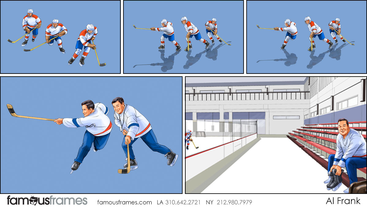 Al Frank's People - Color  storyboard art (Image #7016_19_1563830396)