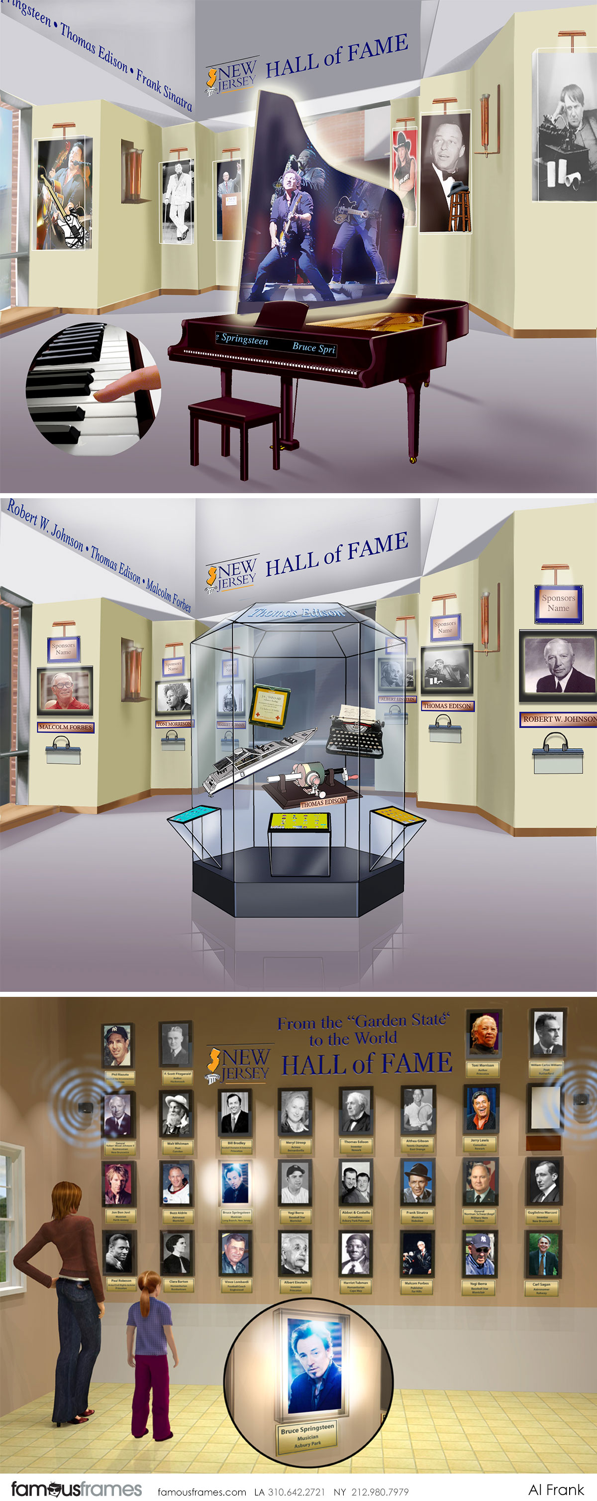 Al Frank's Events / Displays storyboard art (Image #7016_41_1481833160)