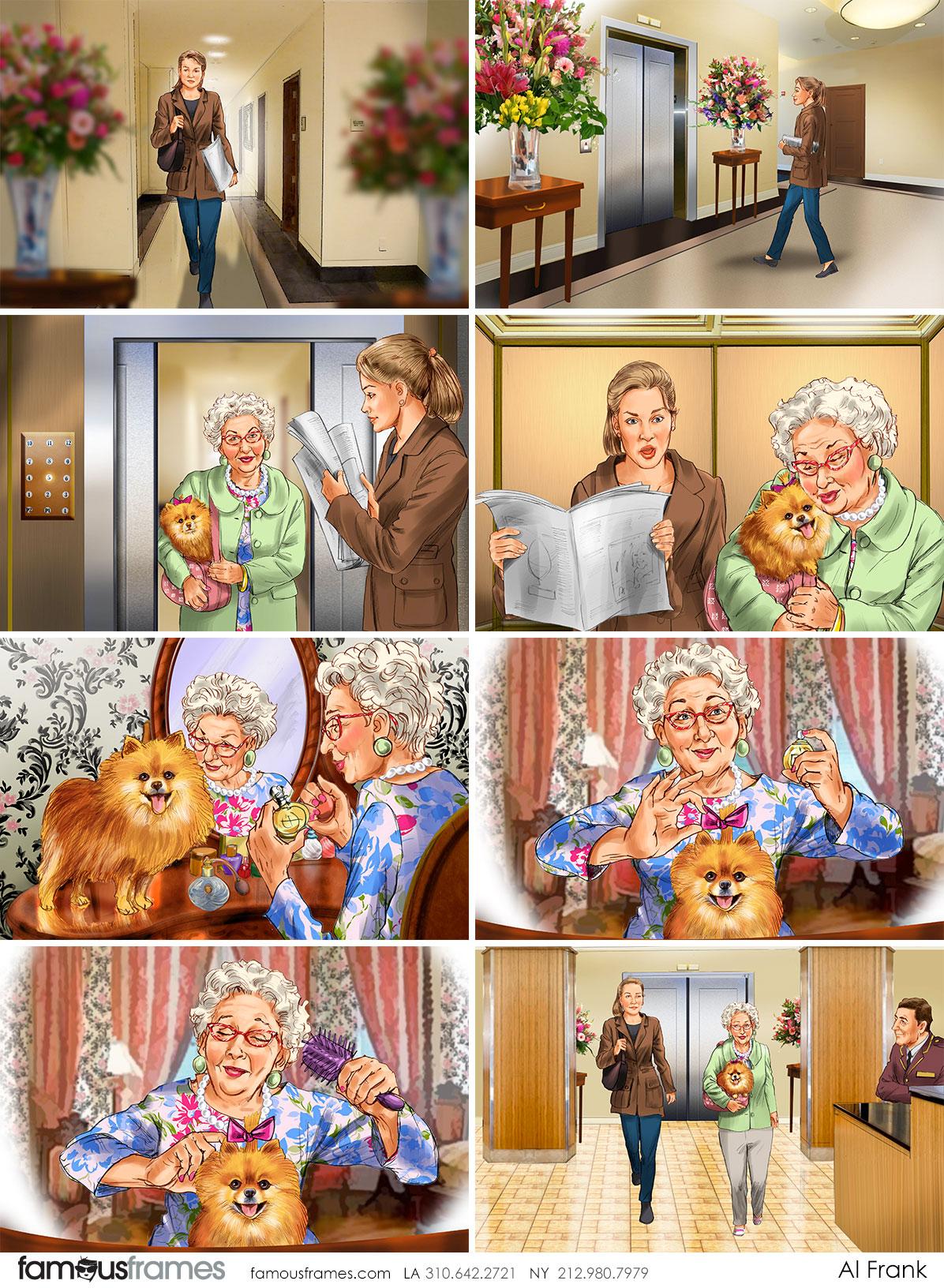 Al Frank's Wildlife / Animals storyboard art (Image #7016_6_1481939068)