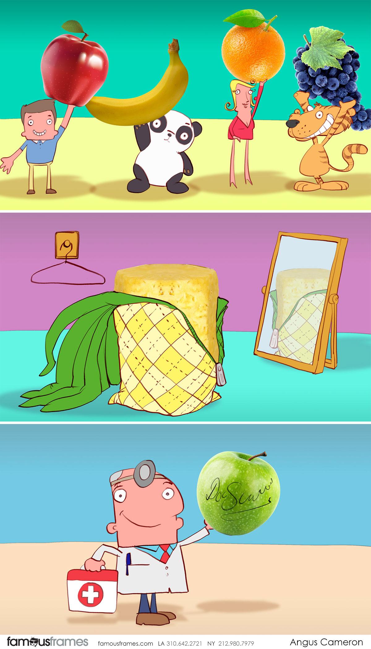 Angus Cameron's Characters / Creatures storyboard art (Image #7097_106_1482970412)