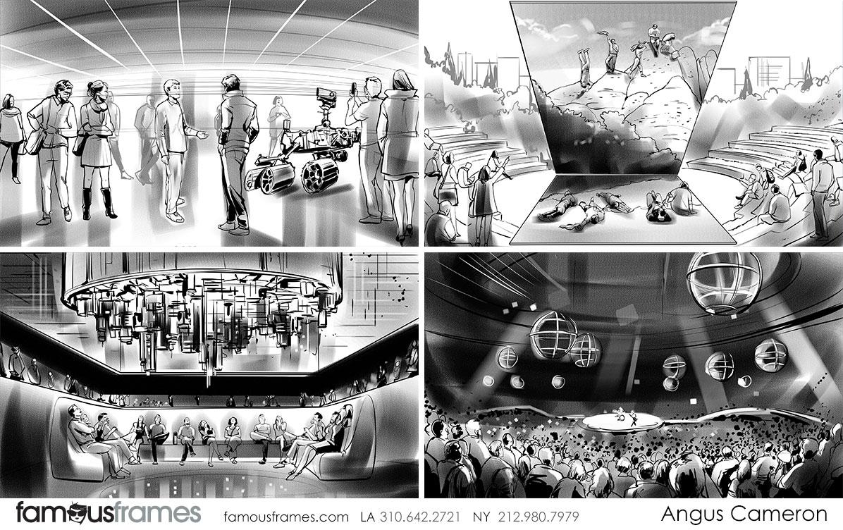 Angus Cameron's People - B&W Tone storyboard art (Image #7097_113_1482949606)