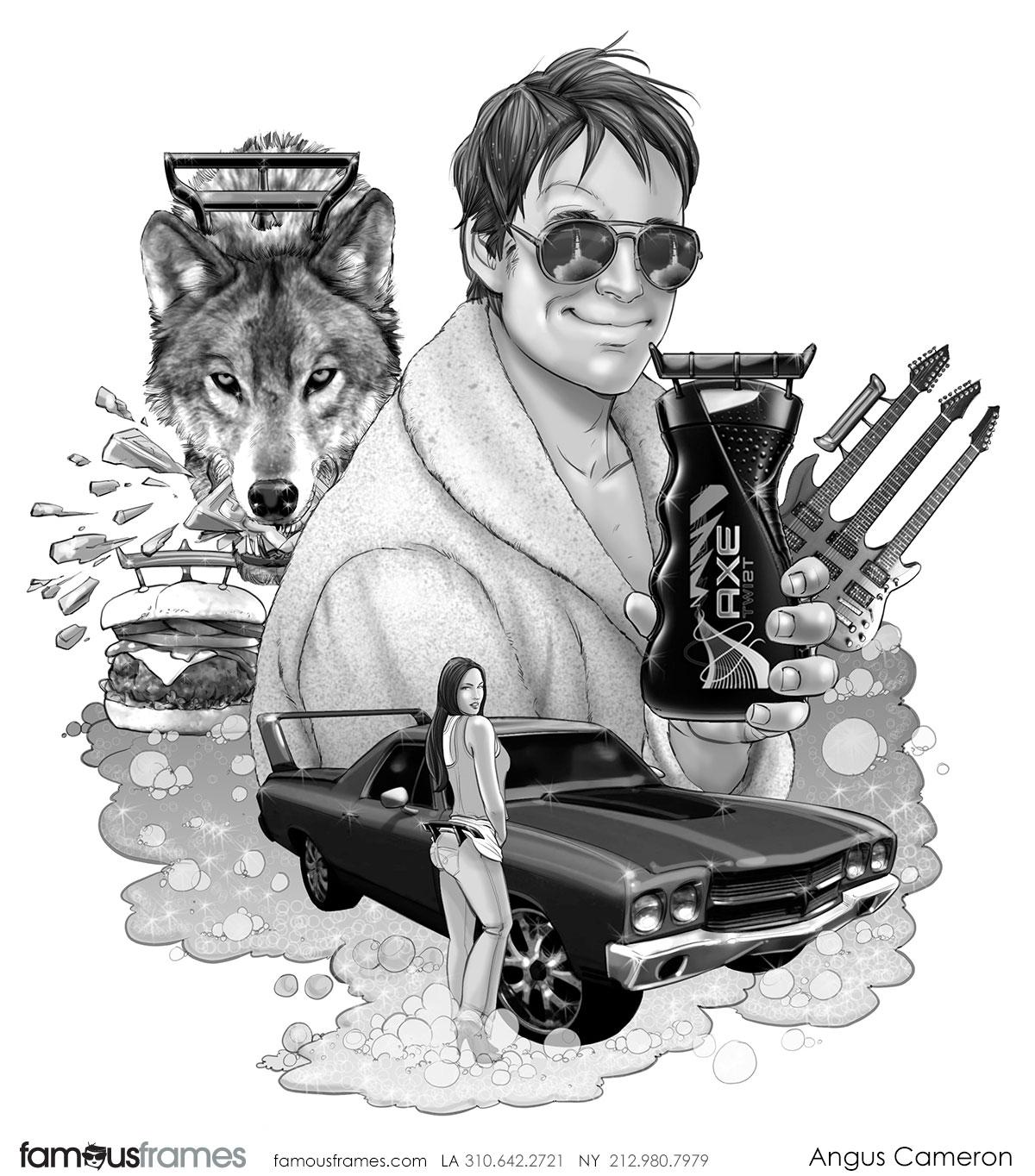 Angus Cameron's People - B&W Tone storyboard art (Image #7097_113_1482950798)