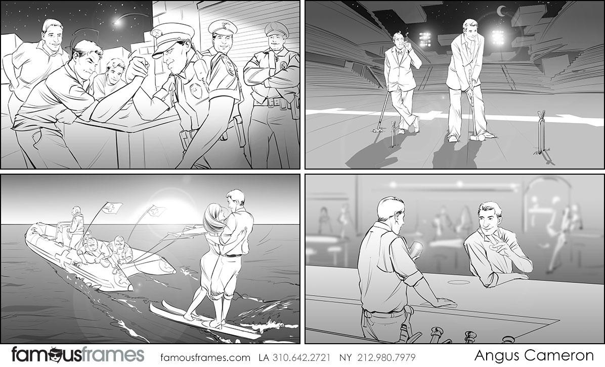 Angus Cameron's People - B&W Line storyboard art (Image #7097_114_1495580948)