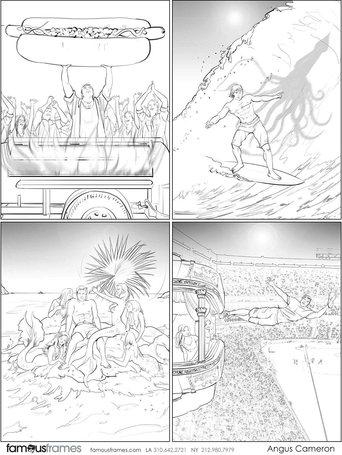 Angus Cameron's People - B&W Line storyboard art (Image #7097_114_1521136911)