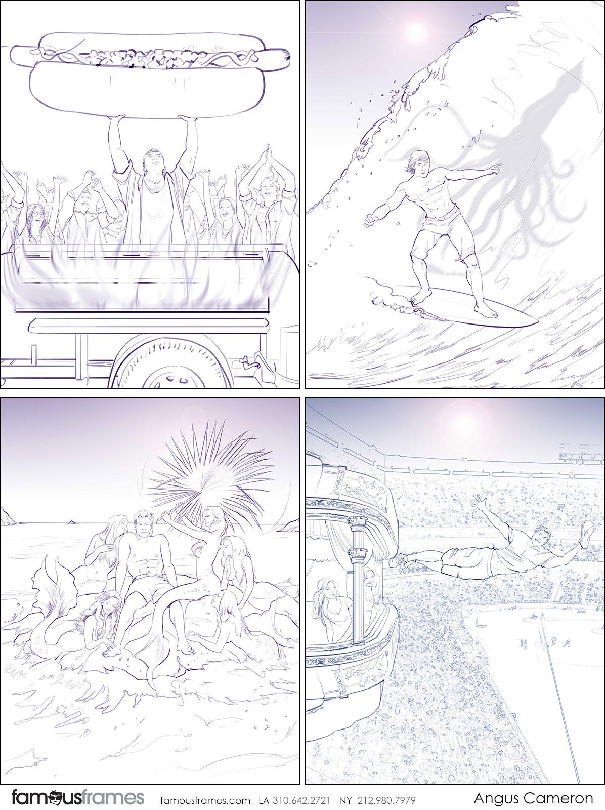 Angus Cameron's People - B&W Line storyboard art (Image #7097_114_1537984204)