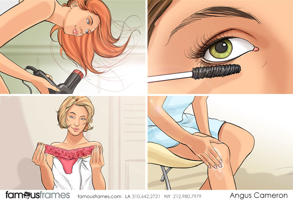Angus Cameron's Beauty / Fashion storyboard art (Image #7097_12_1482447405)