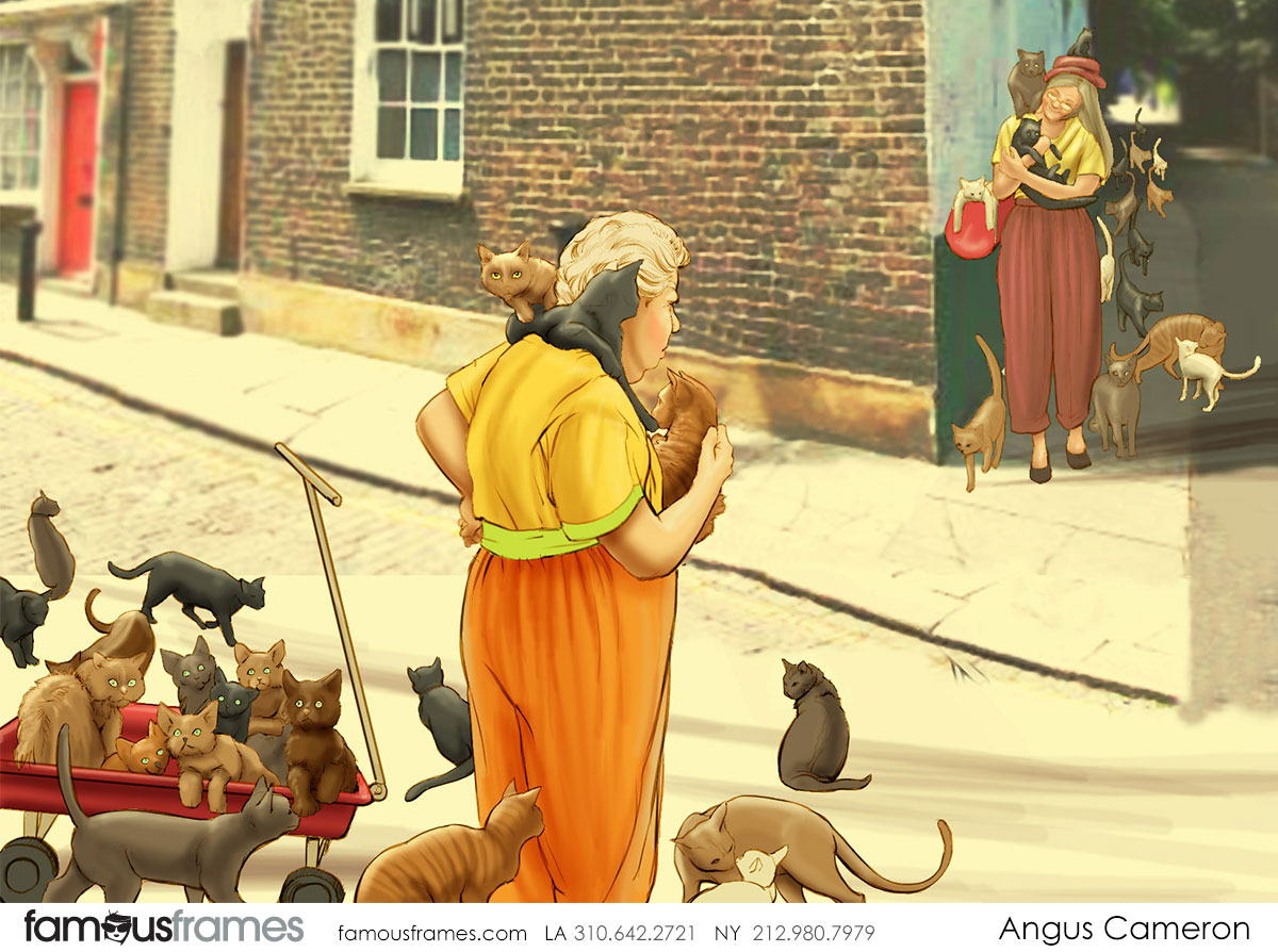Angus Cameron's Wildlife / Animals storyboard art (Image #7097_6_1482447270)