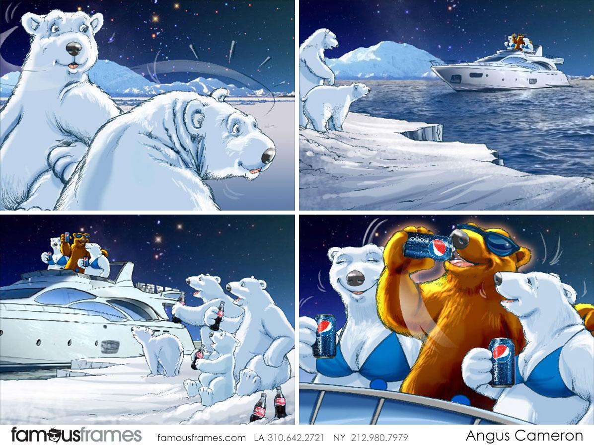 Angus Cameron's Wildlife / Animals storyboard art (Image #7097_6_1482447318)
