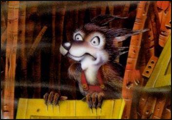 Angus Cameron's Characters / Creatures storyboard art