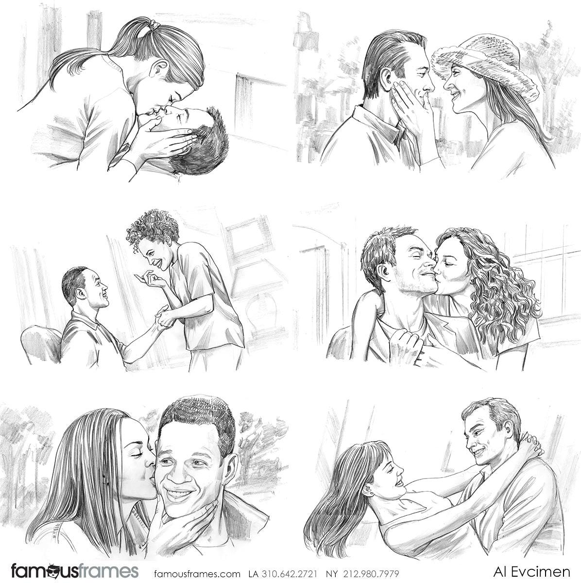 Al Evcimen's People - B&W Tone storyboard art (Image #7229_113_1483489784)